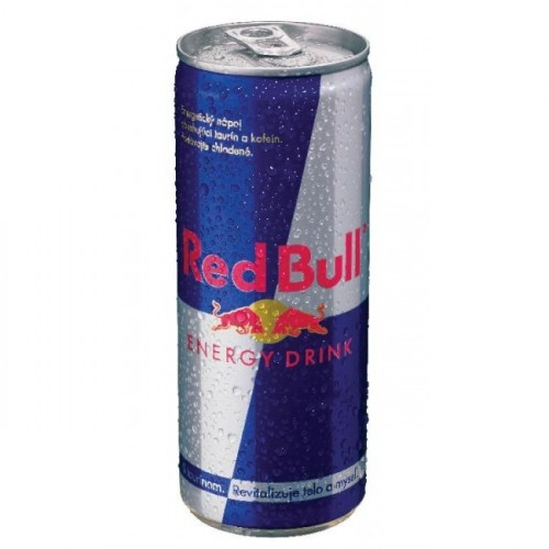 Red Bull 250ml plech