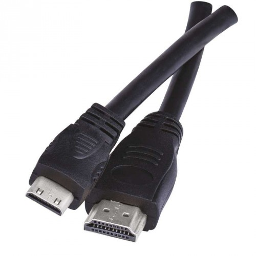 HDMI 1.3 high speed kábel A vidlica - C vidlica 1,5m