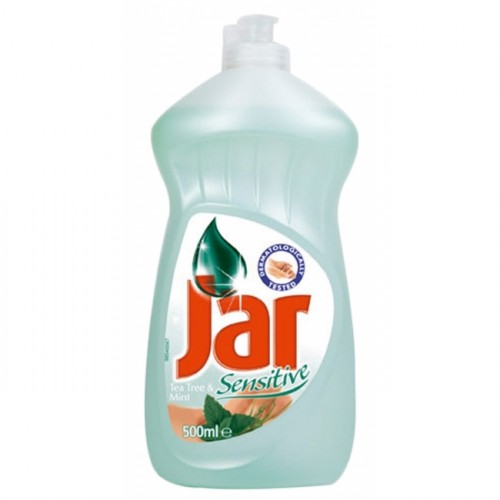 Jar Sensitive Tea Tree 450ml