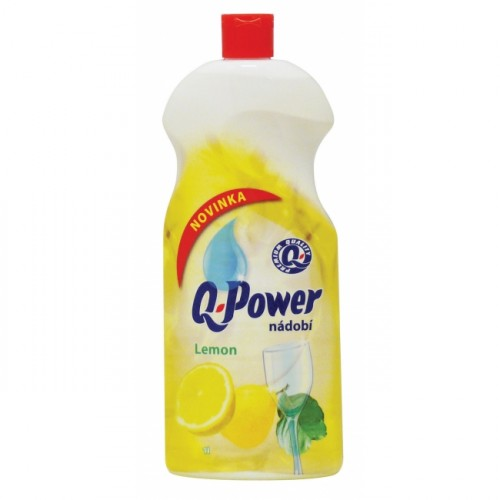 Q-Power na riad Citrón 1l