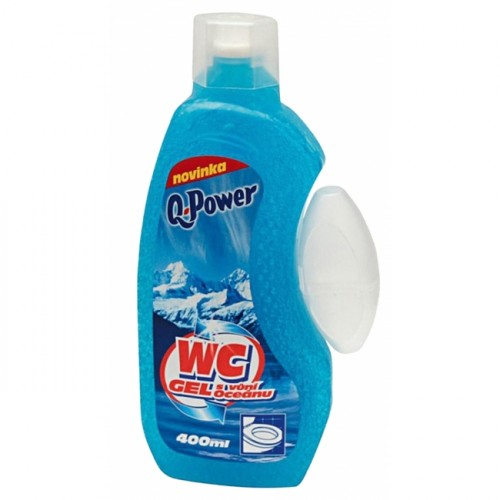 Q-Power WC gél Oceán 400ml