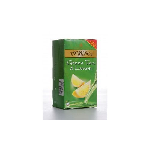 Čaj Twinings green & lemon 50 g