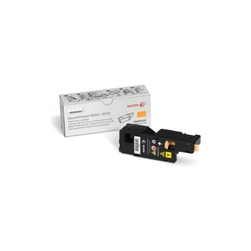 Toner Xerox 106R01633 yellow Phaser 6000/6010