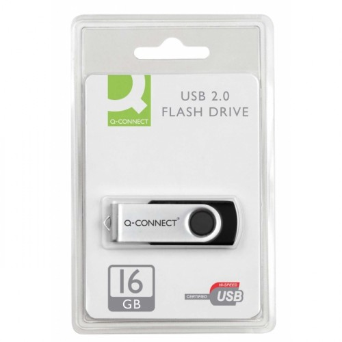 Flash disk USB Q-Connect 2.0 8 GB