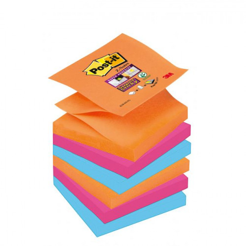 "Z-bločky Post-it Super Sticky ""Bangkok"" 76x76mm"
