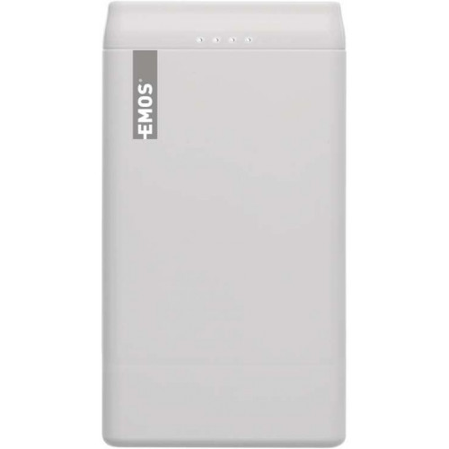 Power bank EMOS AlphaQ 10, 10000 mAh, biely