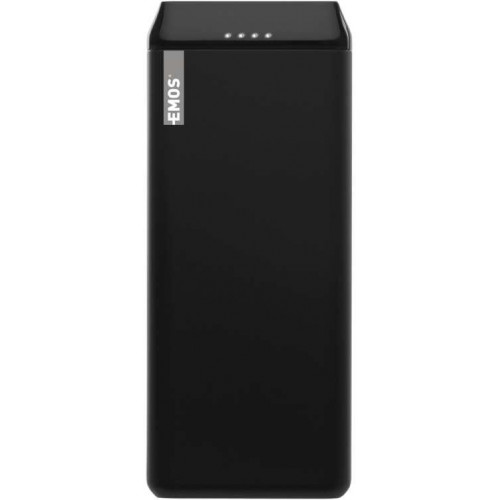 Power bank EMOS AlphaQ 20, 20000 mAh, čierny