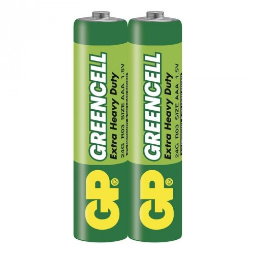 Batéria GP GREENCELL AAA